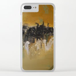 Urban Omens Clear iPhone Case