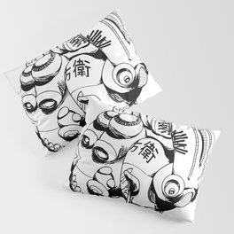 Maintenance Droid Pillow Sham