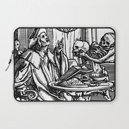 Danse Macabre. XXVII. The Astrologer Laptop Sleeve