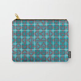 Maze Carry-All Pouch