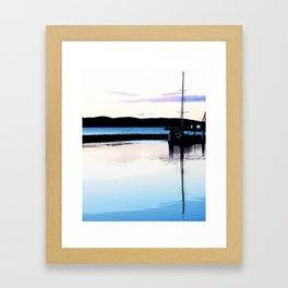 Hoist the Sun Framed Art Print