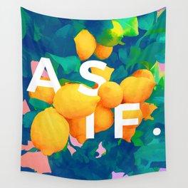 As If #society6 #decor #buyart Wall Tapestry