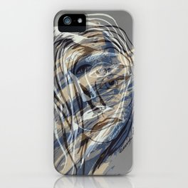 Ink mind iPhone Case