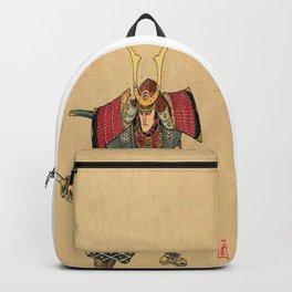 Honorable Warrior Backpack