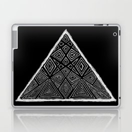 Root Two Triangle  Laptop & iPad Skin