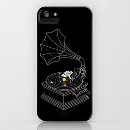 Star Track iPhone Case
