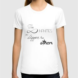 The Fault in our Stars - infinities T-shirt