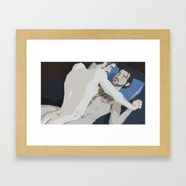 Benji & Ry Framed Art Print