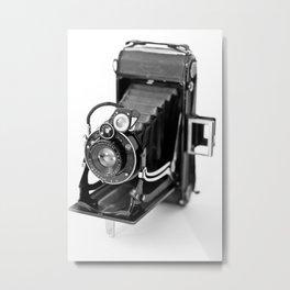 Capture Me Metal Print