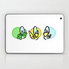 Animal Buddies Laptop & iPad Skin