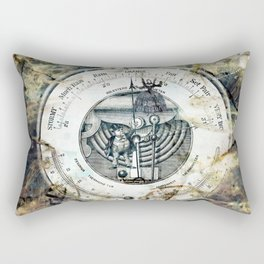 Whatever The Weather Rectangular Pillow