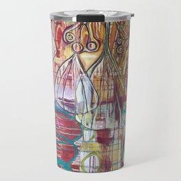 Cascading Ginkgo Travel Mug