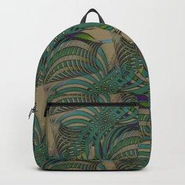 Gillespie (Green) Backpack