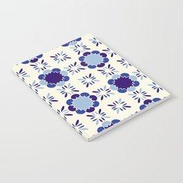 Portuense Tile Notebook