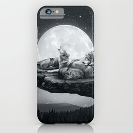 Echoes of a Lullaby iPhone Case