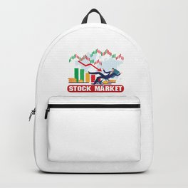 Get Ready Money Investor Gift Backpack