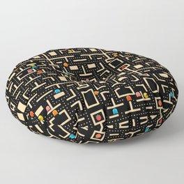 Busy World Floor Pillow