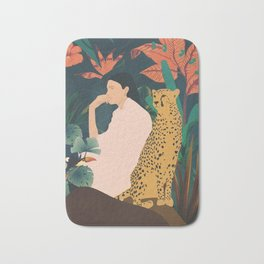 Into The Wild Bath Mat