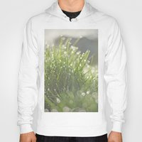 grass Hoodies featuring Grass by Pure Nature Photos