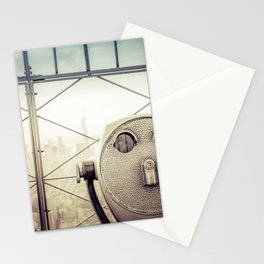 New York City Summer Stationery Cards