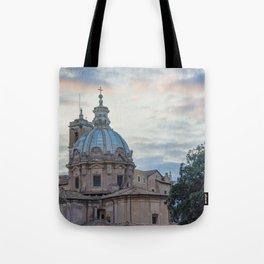 Roman Sunset Tote Bag