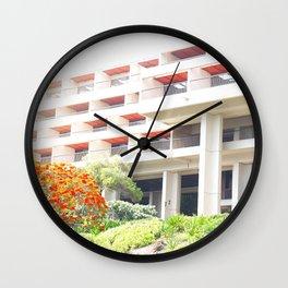 Mauna Kea Hotel Wall Clock
