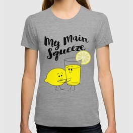 My Main Squeeze Funny Lemon Lover T-shirt