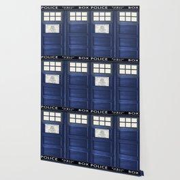 Tardis Doors Wallpaper