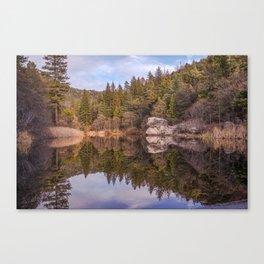 Lake Fulmor Canvas Print