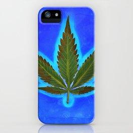 Hemp Lumen #1 marijuana, cannabis iPhone Case