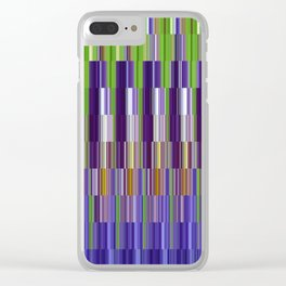 Kaleidoscope | Iris Clear iPhone Case