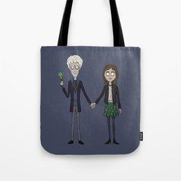 Twelfth & Clara (Burton style) Tote Bag