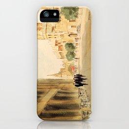 Oxford High Street iPhone Case