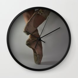 Ballet-Coupé Wall Clock