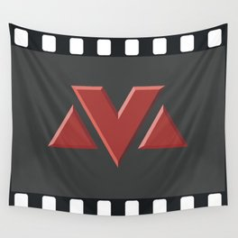 MV Logo Wall Tapestry