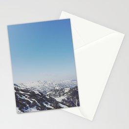 Untersberg, Austria Stationery Cards