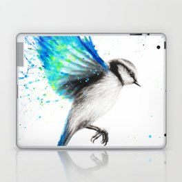Tropical Oasis Bird Laptop & iPad Skin