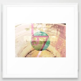 97. Framed Art Print
