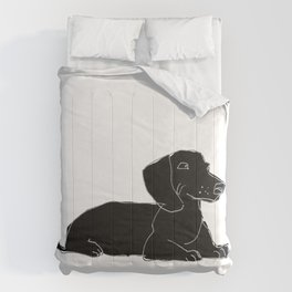 doxie Comforters
