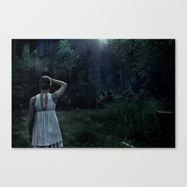 Dark Ambition Canvas Print