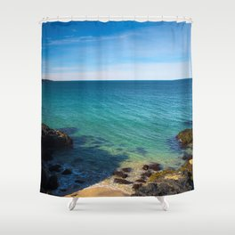 Skarðsvik Beach I Shower Curtain