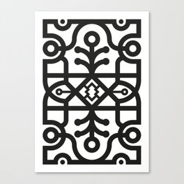 ethnic Canvas Print