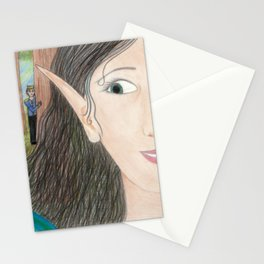 Royal Admirer Stationery Cards