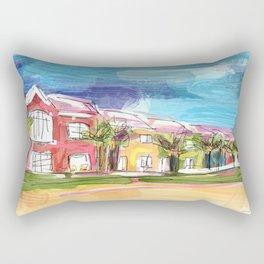 Perdido Bay Rectangular Pillow