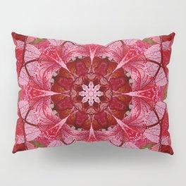Cranberrybush Viburnum mandala Pillow Sham
