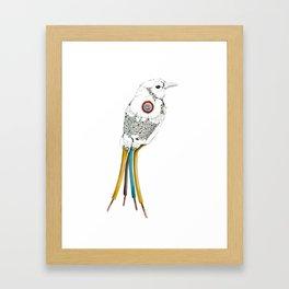 Bired Framed Art Print