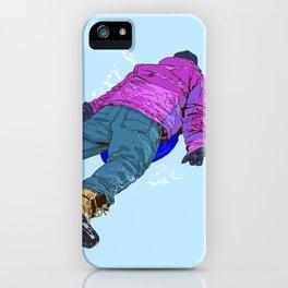 #inktober2016:wreck iPhone Case