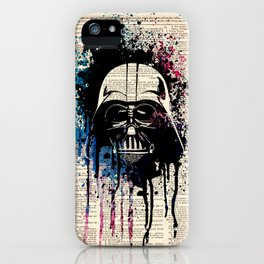DARTH ART #2 iPhone Case