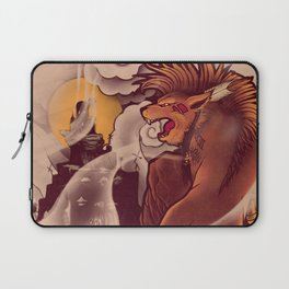 Valley of the Fallen Star Laptop Sleeve