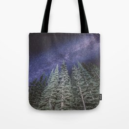 Lightyears - Milkyway Forest Tote Bag